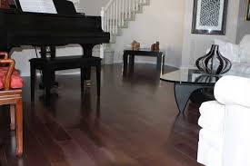 Modern Dark Wood Floors In Living Room Black Solid Walnut Floor In Living  Room
