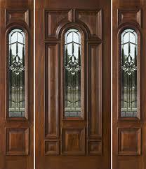 contemporary entry doors photo