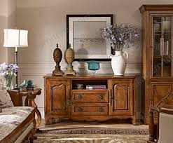 Wood Living Room Furniture Half Moon Console Cabinet GB6808Living Room Console Cabinets