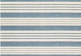 birmingham denim striped rug
