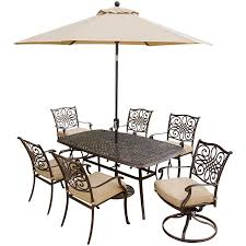 outdoor dining sets with umbrella.  Outdoor Intended Outdoor Dining Sets With Umbrella E