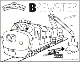 Small Picture Chuggington Delivery Dash at the Docks Color Pages Reader