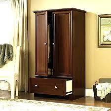 white armoire wardrobe bedroom furniture. Bedroom Armoire Furniture Painted Wardrobe White W