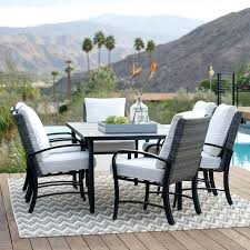 hampton bay andrews piece patio dining set best outdoor living images on chaise lounge chairs