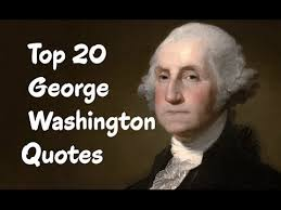 President Quotes Beauteous Top 48 George Washington Quotes The First President Of The United