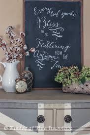 painted furniture union jack autumn vignette. Painted Furniture Union Jack Autumn Vignette, Chalk Paint, Diy, Vignette I