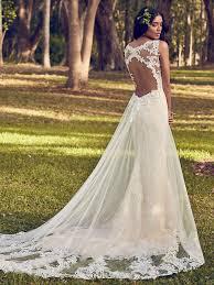 Bernadine Wedding Dress Bridal Gown Maggie Sottero