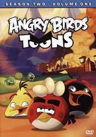 Angry Birds Toons: Season 2, Vol. 1 [DVD] - Best Buy