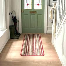 rubber carpet runners entry rugs for hardwood floors luxury kitchen cool backed floor indoor best of