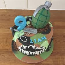 Fortnite Cakes Ideas Birthdaycakegirlyml