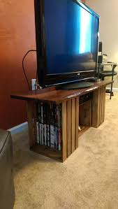best ideas about crate tv stand on