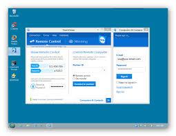 Teamviewer Remote Desktop Advanced Home Server