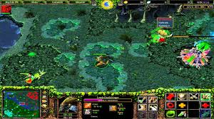 warcraft iii dota allstars 2 vs 5 ap youtube