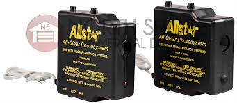 allstar 190 108994 garage door opener safety beam photo eyes kit