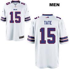 No 15 Mens White Jersey Football Alternate Tate Brandon Buffalo Game Bills Nike fdafdeefabeb|Demaryius Thomas Says He Feels 'Better' Now Than Before Achilles Injury