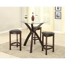 glass bar table and stools 4 piece triangle solid wood bar table and stools with glass glass bar table and stools