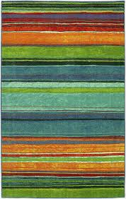 rug rainbow rugs beautiful mohawk home new wave rainbow multi rug 10 x 10