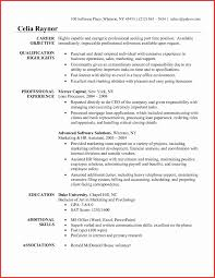Administrative Resume Sample Unique Awesome Administrative assistant Resume  Objective Sample