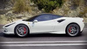 It was unveiled at the 2019 geneva motor show. 2020 Ferrari F8 Tributo White