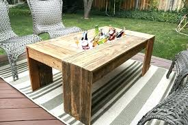 cedar cooler stand outdoor backyard discovery with rustic wooden coo rustic cooler barn