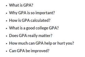 The Ultimate Guide on GPA | GPA Calculator