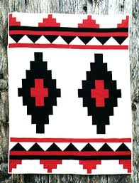Native American Quilts Wiki Native American Themed Quilt Patterns ... & Native American Quilts Wiki Native American Baby Star Quilts For Sale A  Southwest Quilt With More Adamdwight.com