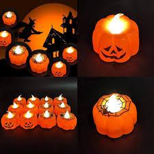 Small Pumpkin Designs Amazon Com Candle Lantern Pumpkin Design Small Led Indoor