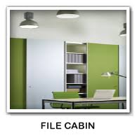 cabin office furniture. Office Credenza Furniture Partition File Cabin