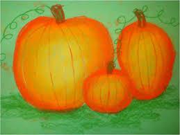 pumpkin drawing with shading. shading pumpkin drawing with i