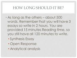 elements of a synthesis essay first of all good writing is good  13 how