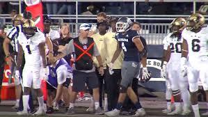 Nevada Wolfpack Football Stadium Seating Chart Breakdown Nevada Stuns Purdue In Season Opener At Mackay