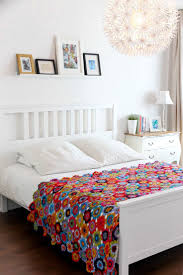 will crochet blanket find its way into your modern home