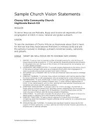 mission statement examples business vision examples forest jovenesambientecas co