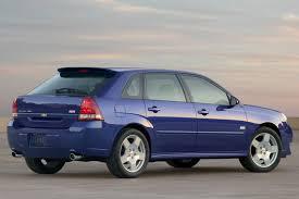 2007 Chevrolet Malibu Maxx - Information and photos - ZombieDrive