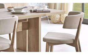 Esszimmer Set Redoro Ausziehbarer Esstisch Mit 6 Stühlen
