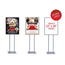 Poster Display Stands Rental