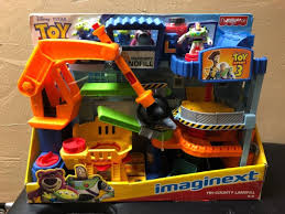 Fisher price imaginext toys