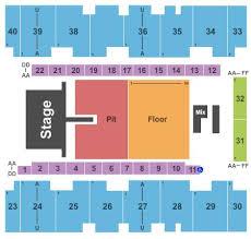 El Paso Coliseum Seating Chart El Paso County Coliseum Tickets And El Paso County Coliseum