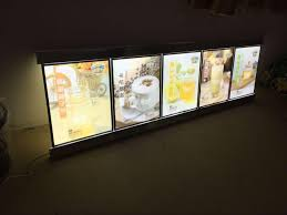 Led Light Display Advertising Board 2019 5 X Posters Swift Led Menu Board Display System Illuminated Menu Display Light Box From Lillianms2010 663 32 Dhgate Com