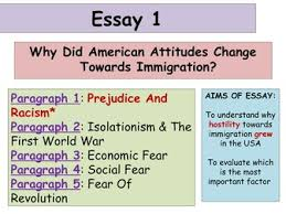 higher history usa essays by alixtharris teaching  2017 18 updated higher history usa essay 1 changing attitudes