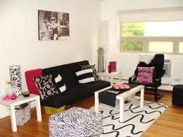 college living room decorating ideas. Delighful Ideas College Living Room 3  With Modern White Rug On Living Room Decorating Ideas O
