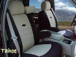2001 tahoe seat covers