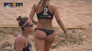 Nerea Ruiz - Beach Volleyball Player ...