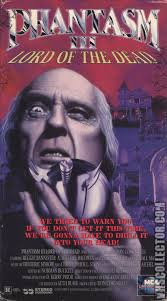 phantasm iii lord of the dead vhscollector com your analog phantasm iii lord of the dead vhs cover