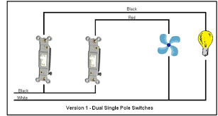 wiring diagram for two single pole switches images wiring diagram version 1 dual single pole switches