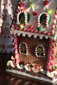 Gingerbread Kitchen Curtains Cookie Confection Gingerbread House The Weed Patch