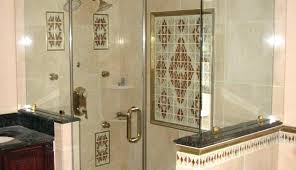 how to get water spots off glass shower doors clean hard water stains from glass large