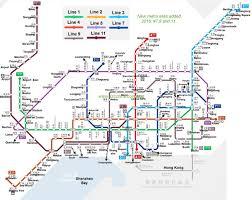 shenzhen metro subway map – shenzhen travel blog