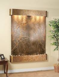 indoor fountains wall fountain water of with decorative waterfalls images