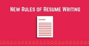 Building A Great Resume Inspiration 60 New Rules Of Resume Writing Tips To Build A Great Resume WiseStep